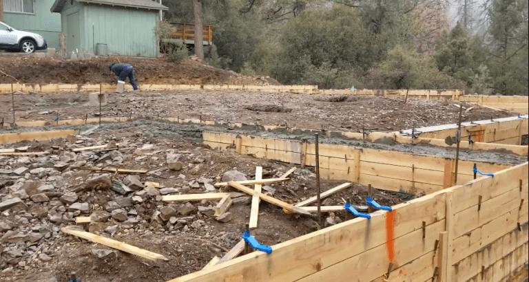 Concret Foundation Contractors Las Vegas