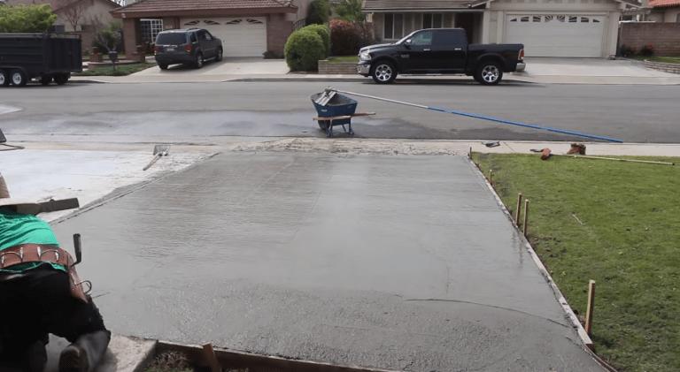 Concrete Driveway Installation Company Mesquite NV