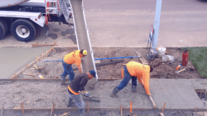 Concrete Sidewalk Repair Las Vegas