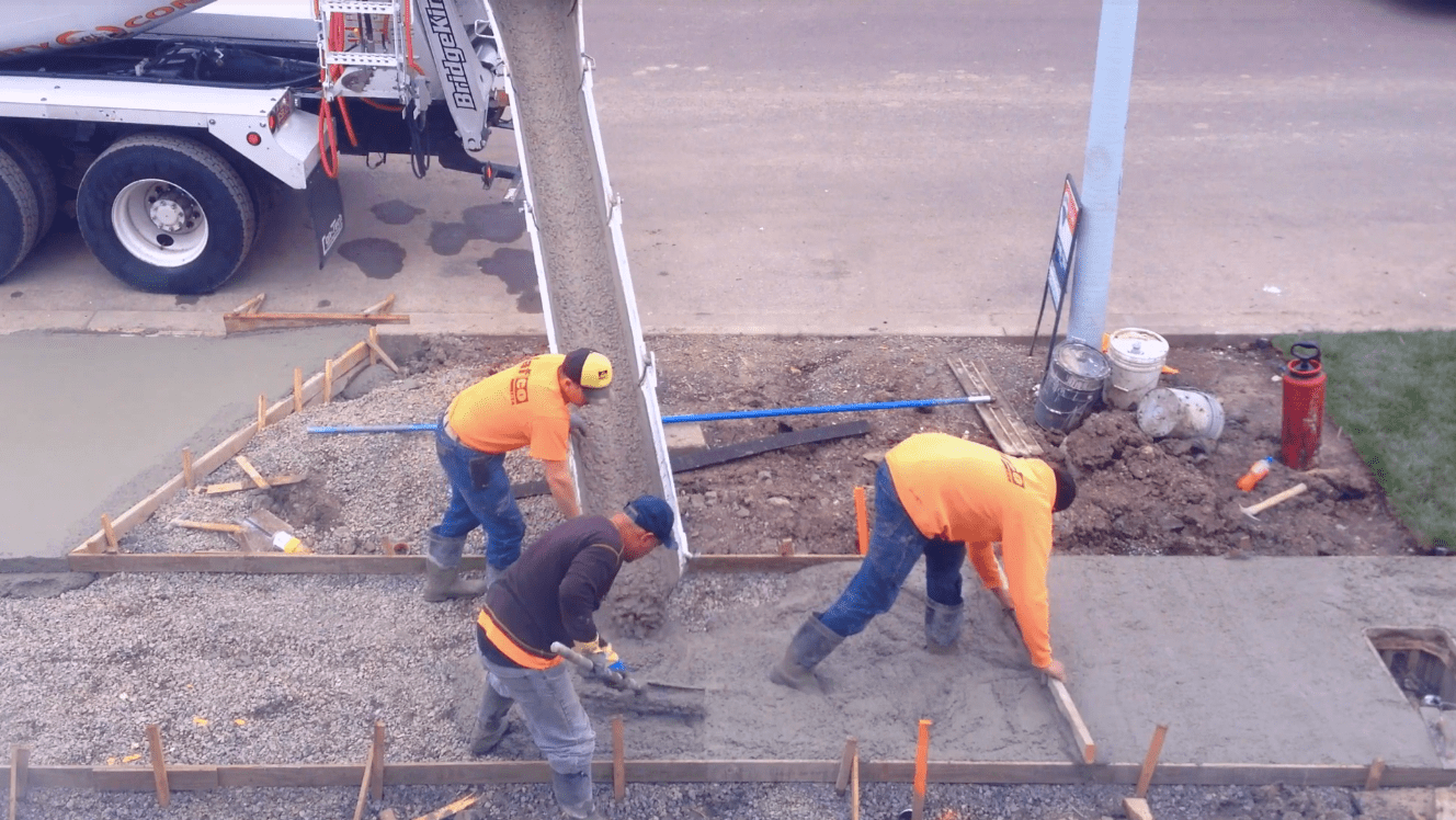 Concrete Sidewalk Repair Las Vegas