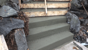 Concrete Stairs Steps & Ramps Construction Company Las Vegas